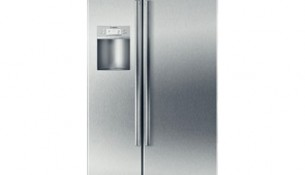 Bosch – Counter Depth Side by Side Refrigerator Model B22CS80SNS