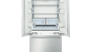 Bosch – 36″ Built In French Door Bottom-Freezer 800 Series – Stainless Steel B36BT830NS