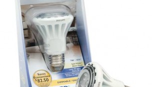 PHILIPS  7W LED PAR20 Indoor Flood
