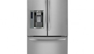 LG  24.9 Cu.Feet. 33″ Wide Water and Ice Dispenser 3 Door Refrigerator, Stainless