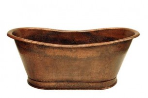 Sinks Gallery – Copper Nicole Tub Model: CT9005L20