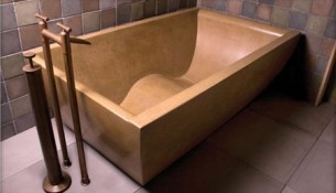 Sinks Gallery – Double WaveTub Model: SCS-WV-TUB-DB