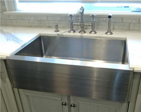 Sinks Gallery Stainless Steel Apron Front Kitchen Sink
